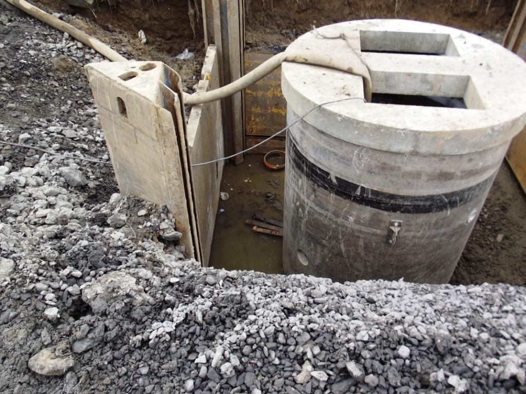 Budowa kanalizacji K2