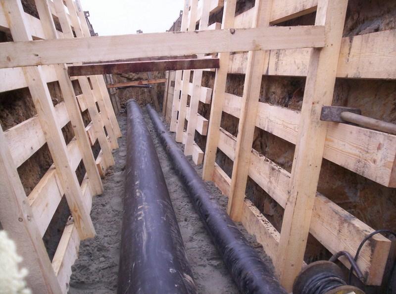 Budowa kanalizacji K1 1