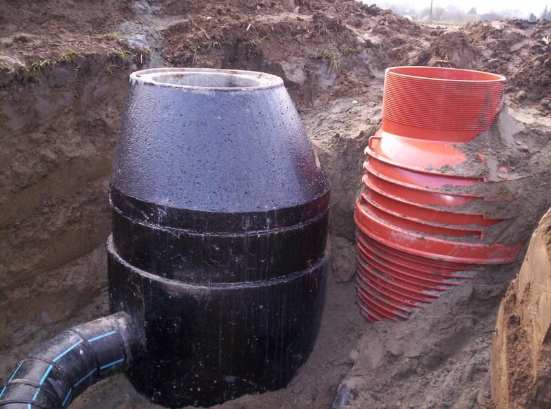 Budowa kanalizacji K1 2