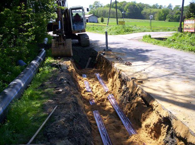 Budowa kanalizacji K1 3