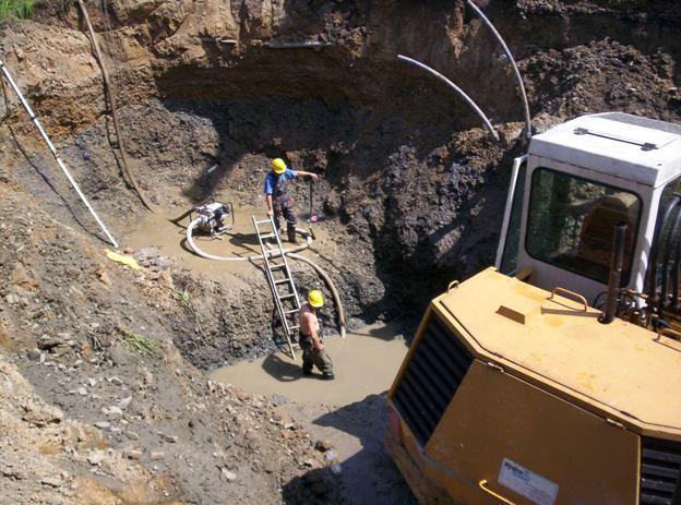Budowa kanalizacji K1 4